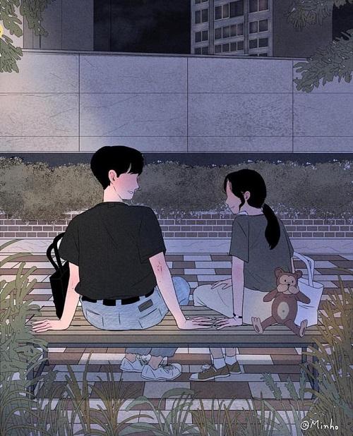 Bộ tranh khiến cô gái nào cũng khao khát có 'gấu' để được yêu thương