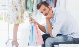 Người yêu lúc nào cũng vòi mua quần áo