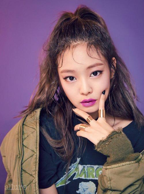 5 idol Hàn đẹp như gái Tây khi trang điểm sắc sảo