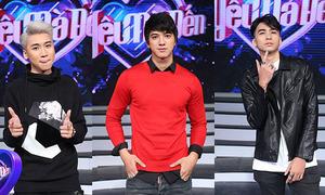 3 hot boy vừa xuất hiện đã 'gây sốt' tại chương trình hẹn hò