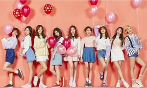 Twice vượt mặt EXO, lập kỷ lục trên show âm nhạc
