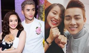 Một nửa đẹp như hot girl, hot boy của sao Việt được công khai năm 2017