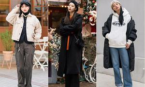 3 kiểu quần 'cổ lỗ sĩ' nhưng teen Hàn diện đẹp kỳ lạ