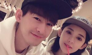 Trương Hàn và Cổ Lực Na Trát tuyên bố chia tay, tình cũ bị 'réo tên'