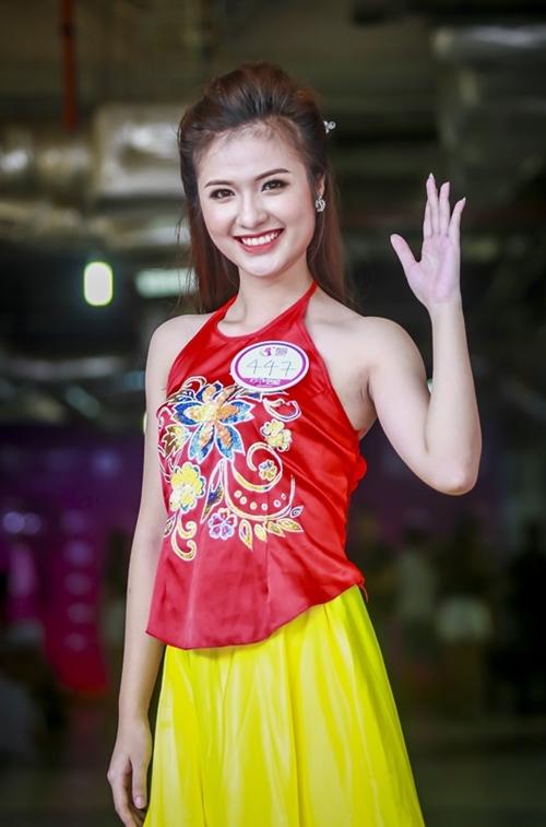 9 nữ sinh xinh đẹp, tài năng trước giờ G chung kết Miss Teen 2017