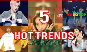 5 điệu nhảy Kpop gây 'bão' được bắt chước nhiều nhất 2017