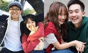 4 cặp hot teen giữ vững 'phong độ' yêu năm 2017