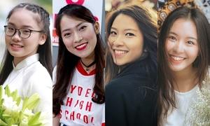 13 cô gái xinh đẹp, giỏi giang được ngưỡng mộ năm 2017