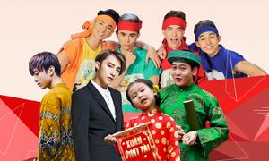 Top 5 MV Việt hơn 150 triệu lượt xem trên YouTube