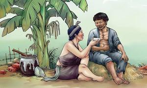 12 chòm sao là nhân vật văn học Việt Nam hiện đại nào?