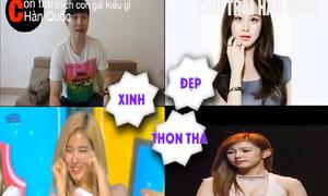 Con trai Hàn Quốc thích con gái như thế nào?