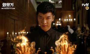 'Hoa du ký' của Lee Seung Gi ngừng quay vì tai nạn phim trường