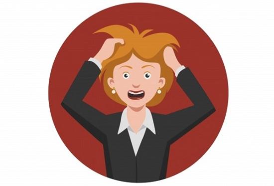 Có những dấu hiệu này, nhất định cơ thể bạn đang gặp stress - 5