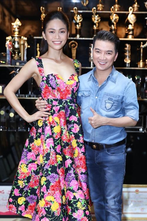 Mâu Thủy được Đàm Vĩnh Hưng chỉ cách tỏa sáng trước chung kết Hoa hậu - 5