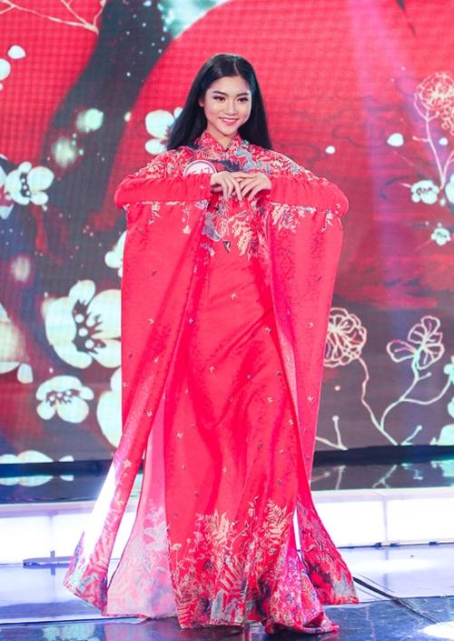 Nhan sắc của nữ sinh vừa đăng quang Miss Teen 2017