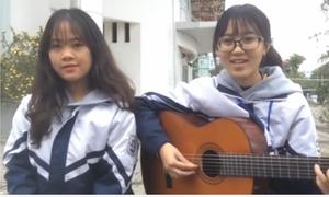 Cover hit của Chi Pu, hai nữ sinh được khen hát hay hơn bản gốc