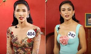 Thí sinh Hoa hậu Hoàn vũ đọ trí thông minh với loạt câu hỏi 'hack não'