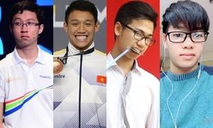 10 chàng trai đúng chuẩn 'con nhà người ta' được ca ngợi năm 2017