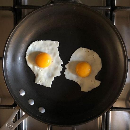 Tác phẩm nghệ thuật độc đáo từ quả trứng - 9