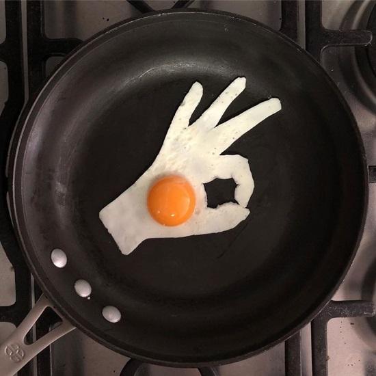 Tác phẩm nghệ thuật độc đáo từ quả trứng - 7