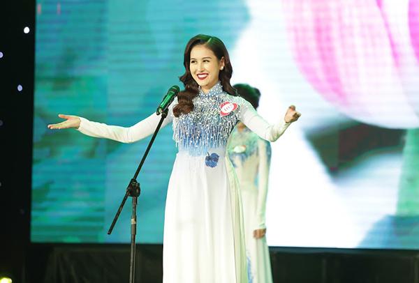 Hot girl Hà Lade đăng quang Á hậu Nữ hoàng trang sức 2017 - 1