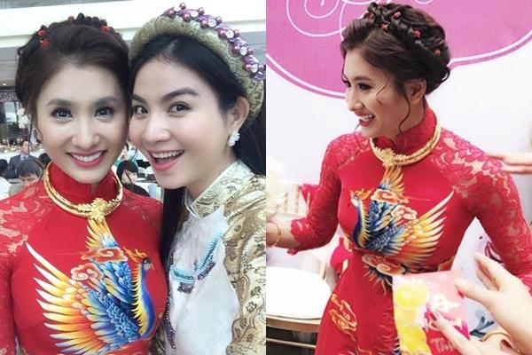 6 cô dâu hot nhất showbiz Việt 2017 - 9