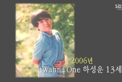 Anh chàng là một trường hợp dậy thì thành công, lột xác từ cậu bé mũm mĩm thành mỹ nam Kpop.