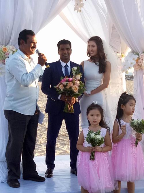 6 cô dâu hot nhất showbiz Việt 2017 - 8