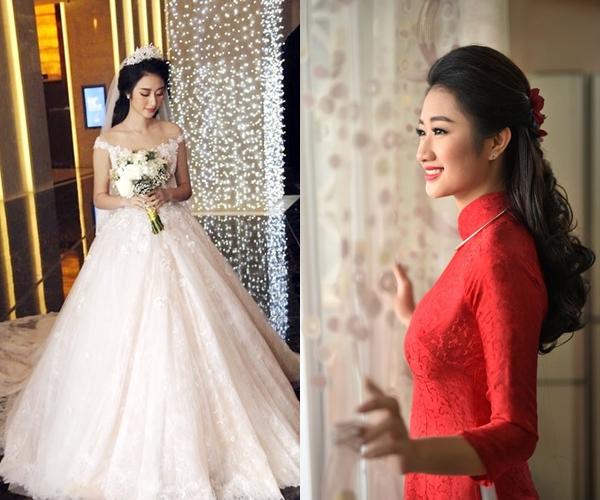 6 cô dâu hot nhất showbiz Việt 2017 - 11