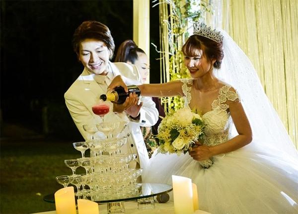 6 cô dâu hot nhất showbiz Việt 2017 - 2