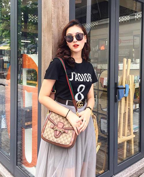 Hot girl Hà Lade đăng quang Á hậu Nữ hoàng trang sức 2017 - 4