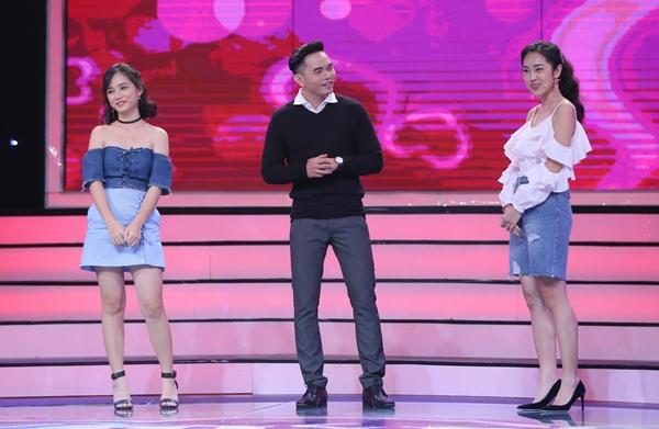 Văn Trung được 2 hot girl tỏ tình nhưng vẫn nói lời từ chối vì đã có Cara Phương.