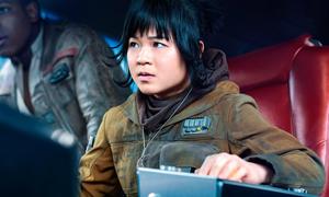 Nữ diễn viên gốc Việt đóng 'Star War': Nàng Lọ Lem mới của Hollywood