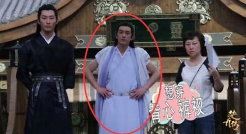 Hậu trường hài té ghế của sao Hoa ngữ khi quay phim trái mùa - 4