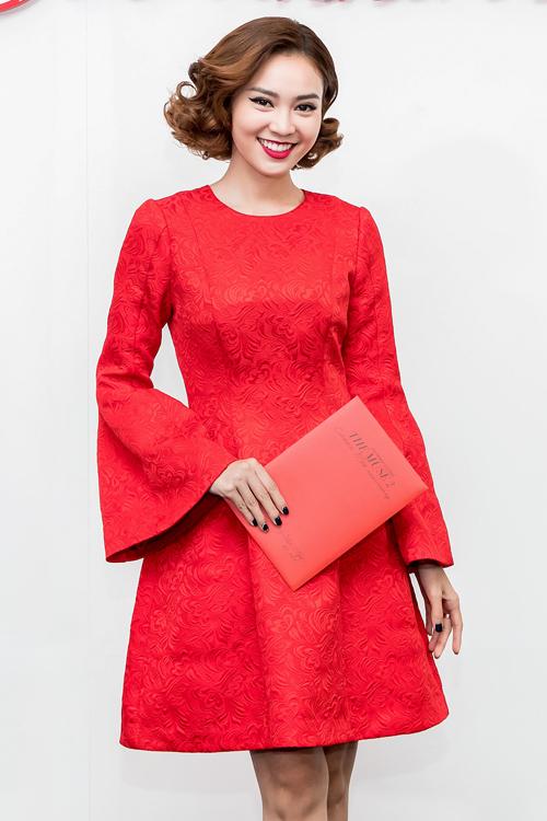 Dàn mỹ nhân Việt nhuộm đỏ show diễn 10 năm của Đỗ Mạnh Cường - 11