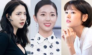 3 nữ diễn viên chăm chỉ nhất màn ảnh Hàn 2017