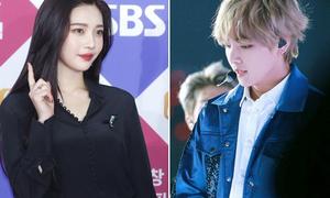 Loạt nhan sắc gây ấn tượng mạnh nhất tại SBS Gayo Daejun 2017