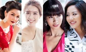 10 sao nữ tuổi Tuất xinh đẹp, tài năng của showbiz Việt