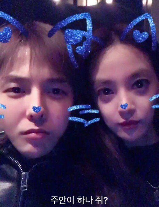 G-Dragon nối dài danh sách bạn gái tin đồn với Lee Jooyeon.