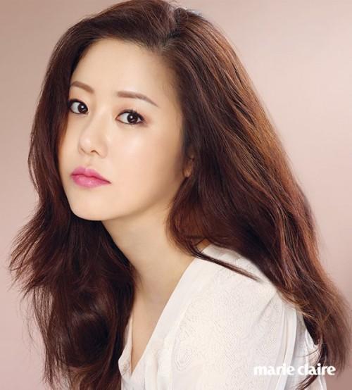 Nữ diễn viên Ko Hyun Jung.