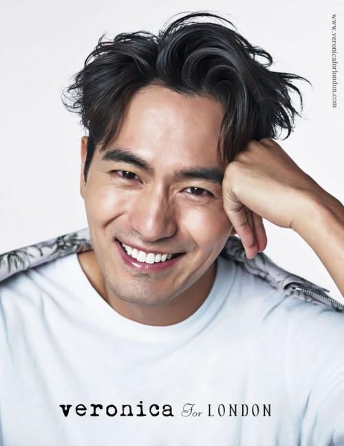 Nam diễn viên Lee Jin Wook