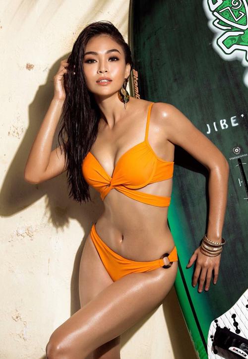 Mâu Thủy: Điều oan nhất ở Hoa hậu Hoàn vũ là bị đo vòng eo 67
