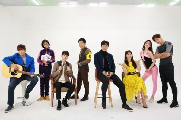 Xông đất đầu năm 2018 với những bộ phim truyền hình Hàn Quốc sẽ lên sóng trong tháng 1 - 8