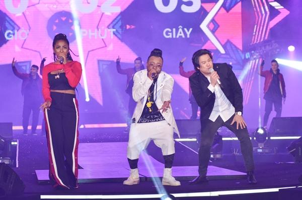Sao Việt cháy hết mình cùng sao quốc tế trong đêm nhạc đón năm mới - 2