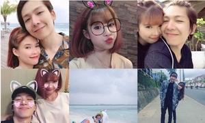 9 khoảnh khắc hot nhất 2017 trên Instagram triệu fan của sao Việt