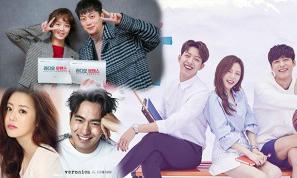 'Xông đất' đầu năm 2018 với 6 bộ phim Hàn Quốc lên sóng tháng 1