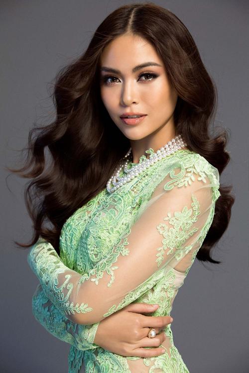 Mâu Thủy: Điều oan nhất ở Hoa hậu Hoàn vũ là bị đo vòng eo 67 - 2