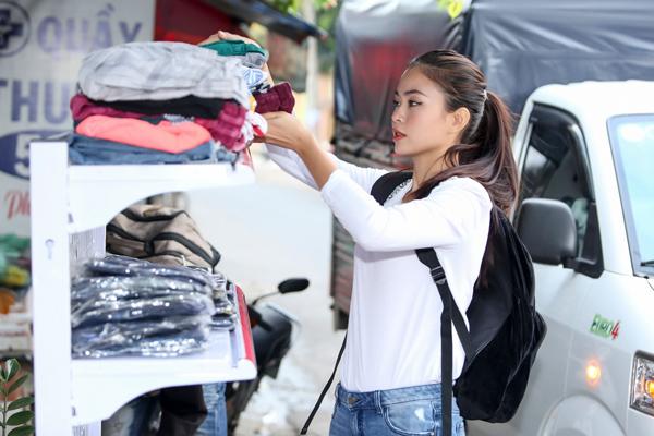Mâu Thủy: Điều oan nhất ở Hoa hậu Hoàn vũ là bị đo vòng eo 67 - 3