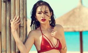 Nhan sắc người đẹp 'siêu vòng 3' thi Hoa hậu các Quốc gia