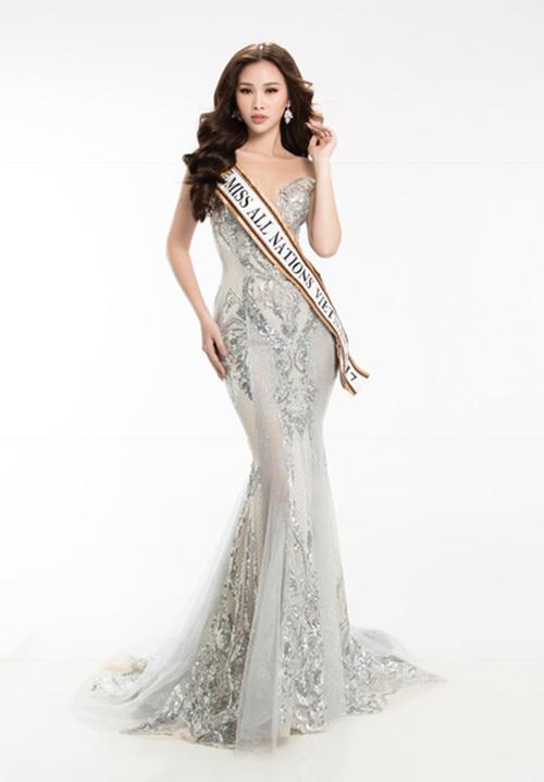 Nhan sắc người đẹp siêu vòng 3 thi Hoa hậu các Quốc gia